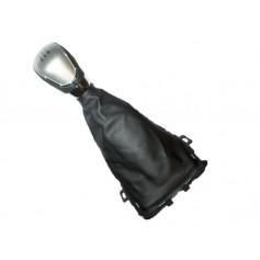 Gear Lever Knob and Gaiter Syracus Leather Knob