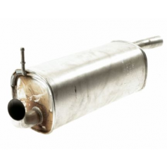 Fiesta Rear Exhaust Silencer  2001-2005