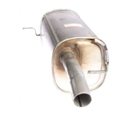 Fiesta 1.4 TDCi Rear Exhaust Silencer 2005-2008