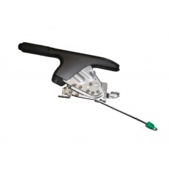 Fiesta & Fusion Hand Brake Lever with Soft Feel Grip from 30-11-2001 to 15-06-2012