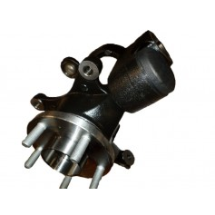 Ford Focus RS LH Front Knuckle and Hub From 12-01-2009 To 29-07-2011