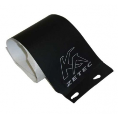 Ford Ka RH Door Frame Vertical Decal with 'KA Zetec' Logo From 22-09-2008 To 01-06-2016