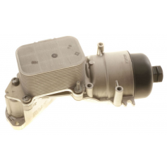 Oil Cooler and Filter