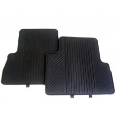 Rubber Floor Mats Set - Second Row