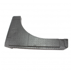C-Max Spare Wheel Foam Spacer RH from 23-08-2010 Onwards