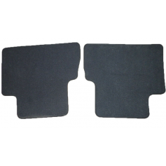 Ford C-Max Velour 2nd Row Floor Mats Fairland 2010-15