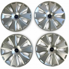 16'' Set Of Wheel Trim Covers