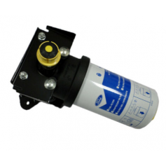 Transit Fuel Filter and Housing