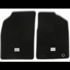 KA Front Premium Velour Mat Set