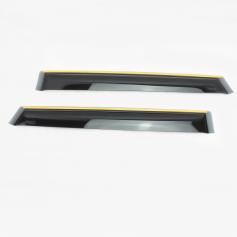 Climair Rear Door Wind Deflectors Dark Sport Focus Estate
