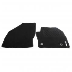 Front & rear carpet mat set
