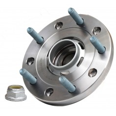 Rear Wheel Bearing & Hub