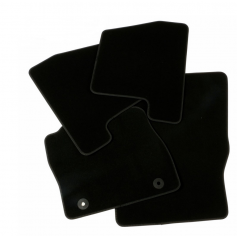 Ford Focus ST Front & Rear Velour Carpet Mat Set From 18-06-2012 To 07-10-2014