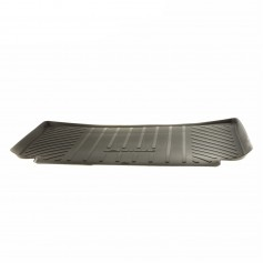 Ford B-Max Rear Boot Load Liner Matt In Black With Vehicle Logo 2012 - On