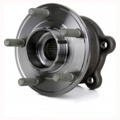 Rear Wheel Hub And Bearing