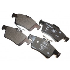 Rear Brake Pad Kit