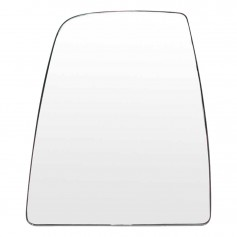 Transit LH Upper Manual Mirror Glass from 27-01-2014 onwards