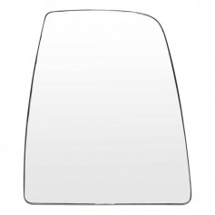 Transit RH Upper  Electric Heated Mirror Glass from 27-01-2014 onwards