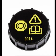 Brake Master Cylinder Reservoir Filler Cap
