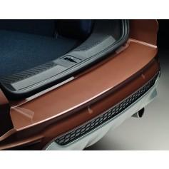 Rear bumper protection foil
