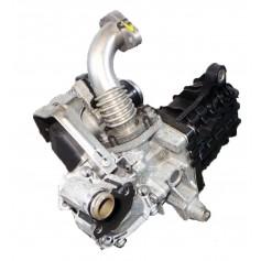 Valve exhaust gas recirculation