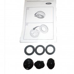 Side Skirt Fitting Clip Kit