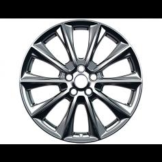 """Mondeo Alloy Wheel 19"""" x 8J Silver 10 Spoke from 29-09-2014 Onwards"""