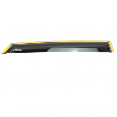 Climair Rear Door Wind Deflectors Dark Grey EcoSport