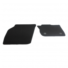 Ford Mondeo RHD Front Standard Carpet Mat Set From 29-09-2014 To 21-01-2016