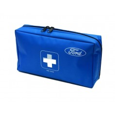 Ford blue first aid kit
