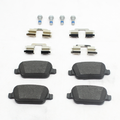 Motorcraft Rear Brake Pad Kit
