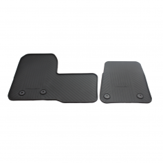 Front Rubber Mat Set RHD