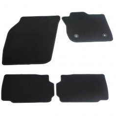 Ford Mondeo RHD Front And Rear Standard Carpet Mat Set From 25-01-2018 Onwards