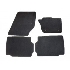 Ford Mondeo RHD Front And Rear Velour Carpet Mat Set From 29-09-2014 To 06-03-2018