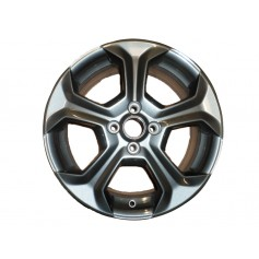 "Alloy Wheel 17"" x 7J 5 Spoke Rock Metallic"
