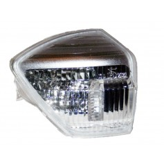 Mirror turn signal lamp left hand