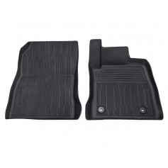 Ford Fiesta RHD Front Rubber Mat Set From 09-01-2017 Onwards
