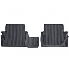 Ford Fiesta Rear Rubber Mat Set From 15-05-2017 Onwards