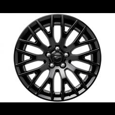 """Ford Mustang Alloy Wheel 19"""" x 9.5J Rear 10 Spoke Y Design Black From 30-03-2015 Onwards"""