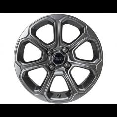 "Alloy Wheel 16"" x 6.5J Premier Aluminum 7 Spoke"