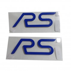 Ford Focus RS Rear Spoiler Sticker Set From 16-08-2017 Onwards