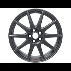 """Alloy Wheel 19"""" x 8J ET 55 Magnetite Matt with Performance Logo 10 Spoke"""