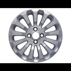 """Ka Alloy Wheel 15"""" x 6J Silver 13 Spoke from 22-09-2008 to 01-06-2016"""
