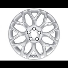 """Alloy Wheel 18"""" x 8J Sterling Silver 8 'Y' spoke"""