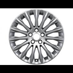 """Alloy Wheel 17"""" x 7J Silver 15 Spoke"""