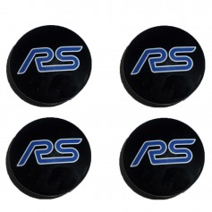 Alloy Wheel Centre Cap 'RS' Logo