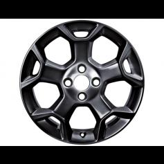 """Alloy Wheel 16"""" x 6.5J Panther Black 5 'Y' Spoke"""