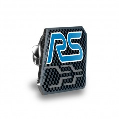 Ford RS Pin Badge Blue