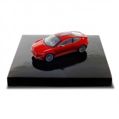 Ford Evos Concept 1:43 Scale Model