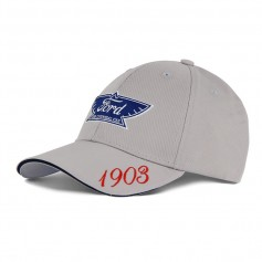 Ford Heritage Cap Grey
